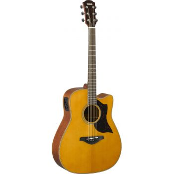 Yamaha A1M II VN Natural Guitarra Electroacustica Natutal