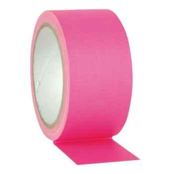 Showtec Gaffa tape Neon Cinta Rosa 90641