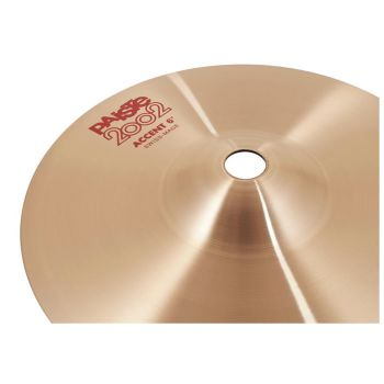 Paiste Plato 06 2002 ACCENT CYMBAL