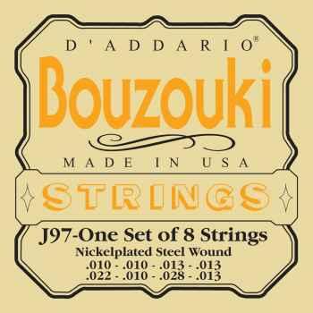 D´addario EJ97 para Bouzouki