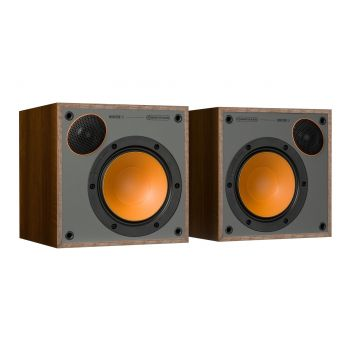 Monitor Audio Monitor 50 Walnut Pareja Altavoces