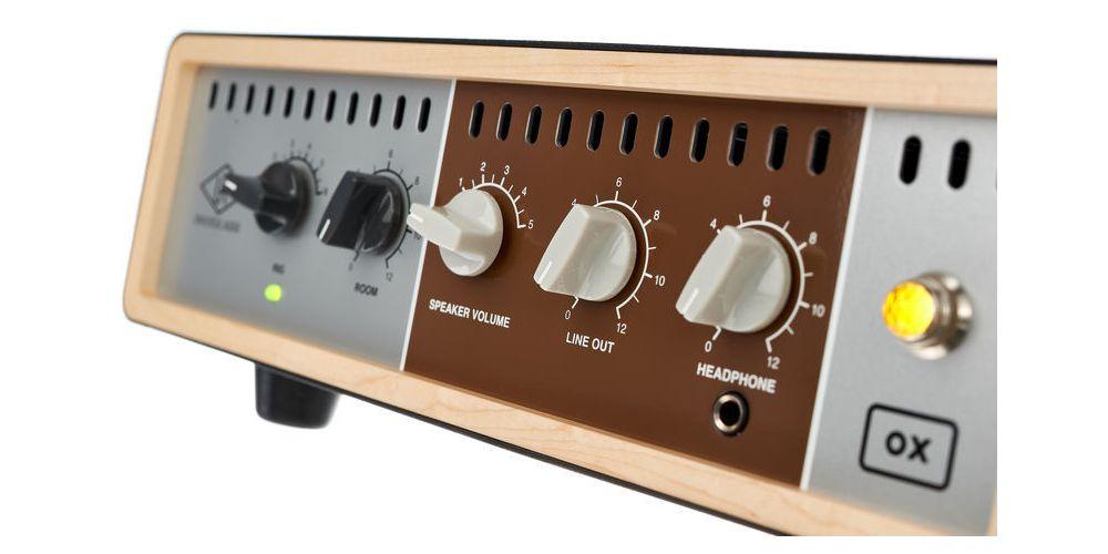 universal audio ox amp top box oferta