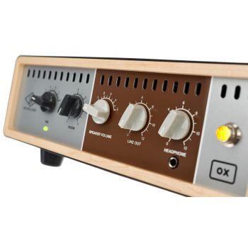Universal Audio OX / Amp Top Box Load Box reactiva