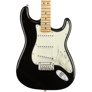 Fender Player Stratocaster MN Black. Guitarra Eléctrica