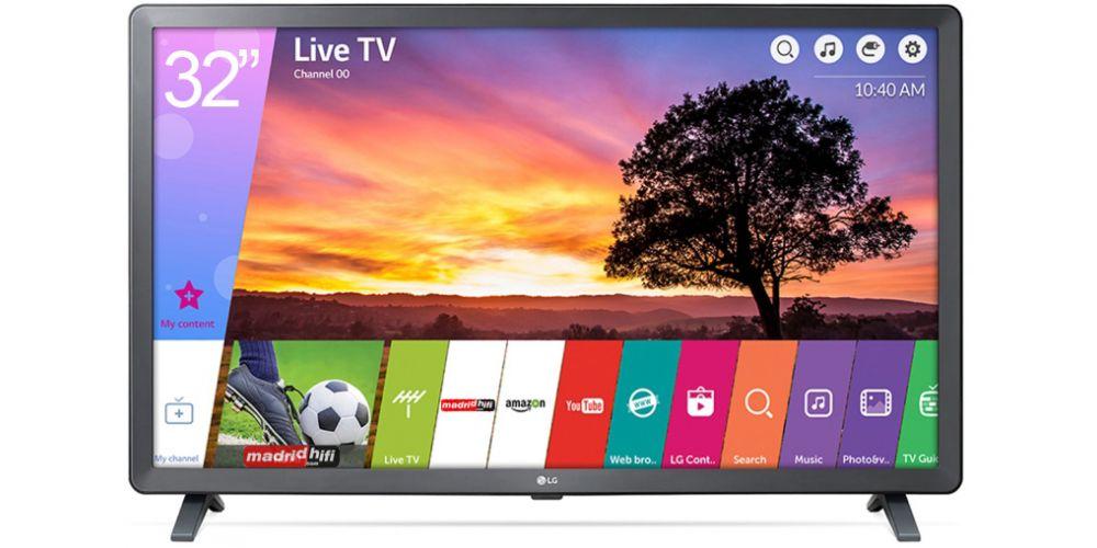 32lk6100 led 32 smart tv lg