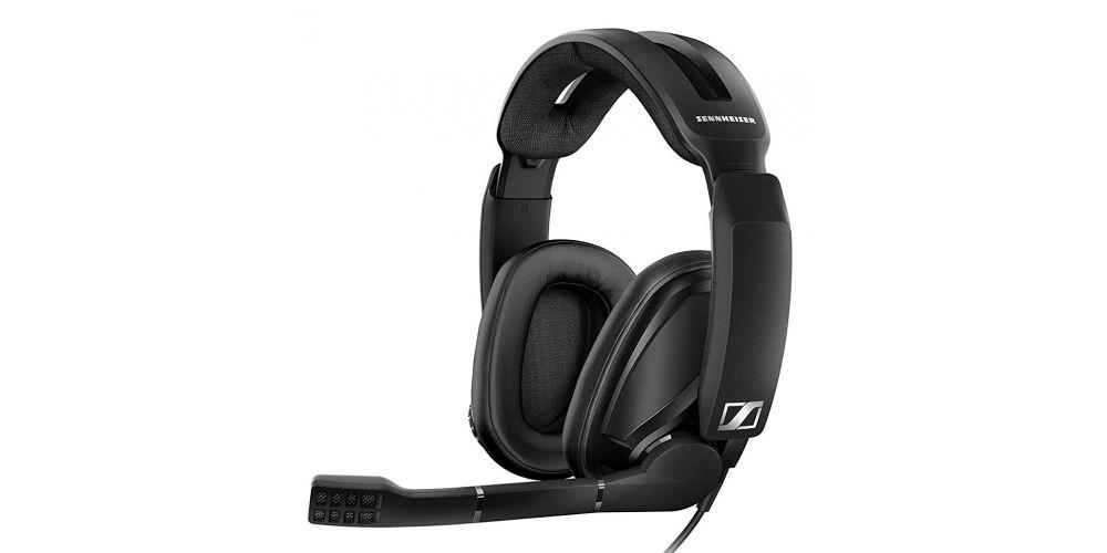 sennheiser gsp 302 auriculares micrófono gamers