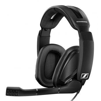 Sennheiser GSP 302 Auriculares Estereo para Gamers Color Negro