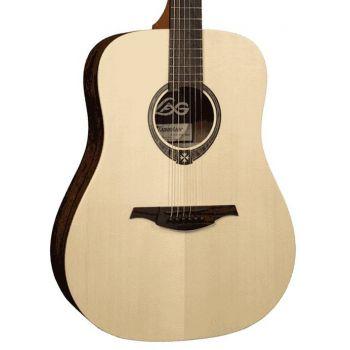 LAG T270D Guitarra Acústica Formato Dreadnought Serie Tramontane