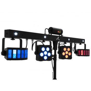 Eurolite Led KLS Laser Bar PRO FX Light Set de Iluminación