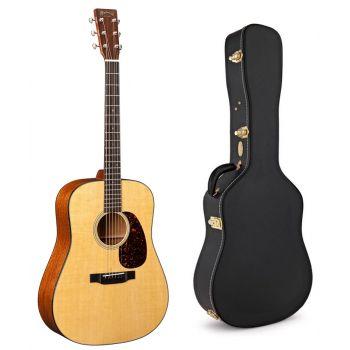 Martin D-18 Guitarra Acústica con Estuche