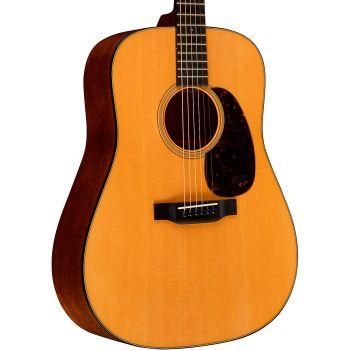 Martin D18 Guitarra Acústica con Estuche
