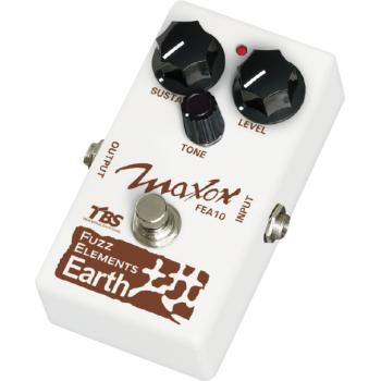 Maxon FEA-10 Fuzz Elements Earth Pedal Efectos Guitarra