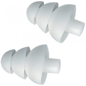 SHURE EATFL1-6 Kit 6 Almohadillas Silicona triple capa para Earphones