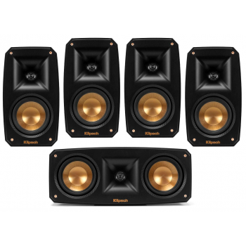 Klipsch REFERENCE THEATER PACK 5.0, Conjunto Altavoces Home Cinema