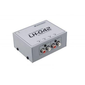 Omnitronic LH-042 Conversor de Phono a Línea