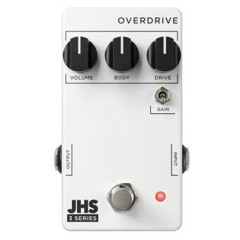 JHS Pedals Overdrive 3 Series Pedal de Efectos