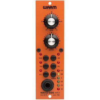 Warm Audio WA12-500 MKII Preamplificador de Micrófono