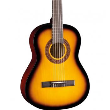 Eko CS-5 Sunburst Guitarra Clasica