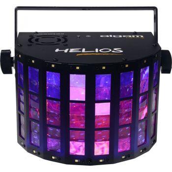 Algam Lighting HELIOS Proyector LED Estroboscópico Dinámico Derby Helios