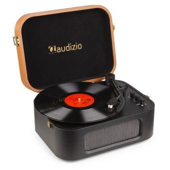 audizio RP315 Giradiscos con Altavoces Integrados y Bluetooth