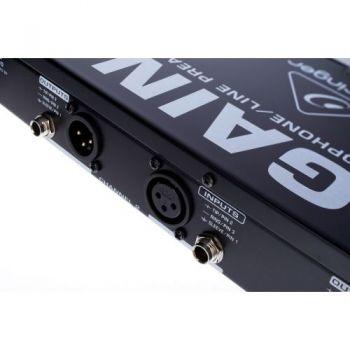 BEHRINGER MIC2200 Pre-Amplificador Micro Behringer MIC-2200 Und