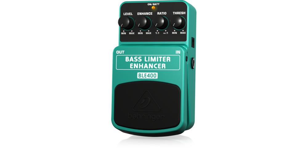 BLE400 behringer pedal