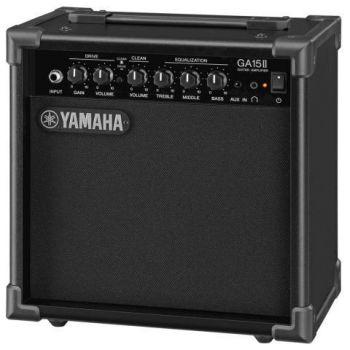 YAMAHA  Amplificador Guitarra GA-15II Con Entrada Auxiliar