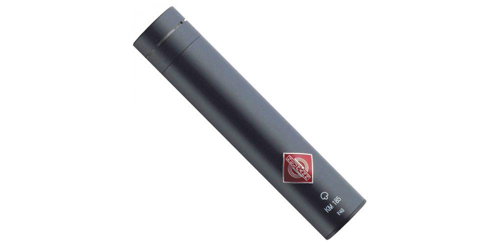 neumann microfono km 185 negro