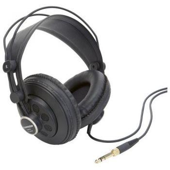 SAMSON SR-850 Auriculares Estudio Semi Abierto 32 Ohm SR850
