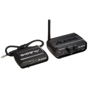 ALESIS GUITARLINK Wireless Sistema Inalambrico Portatil Para Guitarra