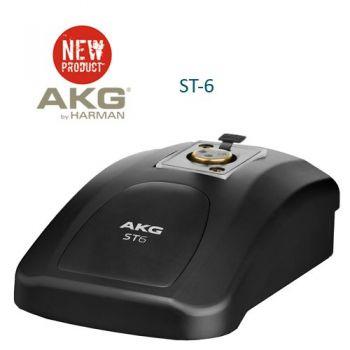 AKG ST-6  Base Sobremesa, Conector XLR, ST6