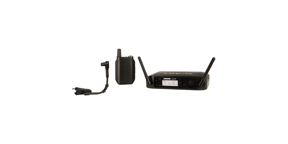 SHURE GLXD14E B98 Microfono inalambrico Digital Para Instrumento