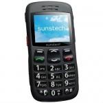 SUNSTECH CEL 1  Telefóno Teclas Grandes para personas mayores