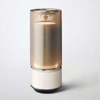 YAMAHA LSX-70 Gold  Altavoz Bluetooth con iluminación LSX70