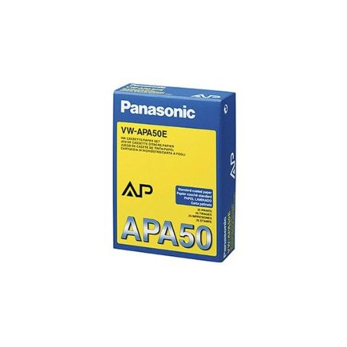 PANASONIC SV-AP10E Impresora Fotogra+Cartucho papel 100 FotosOUTLET