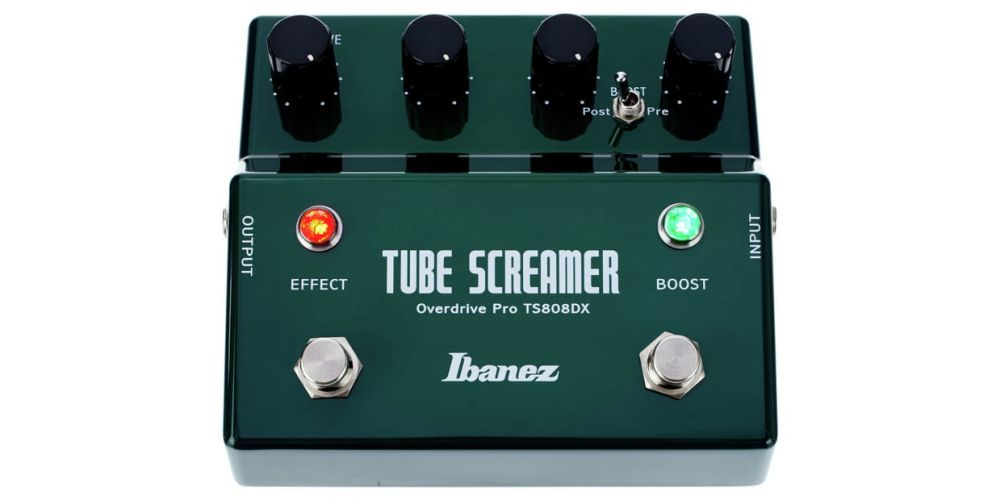 ibanez ts808dx pedal