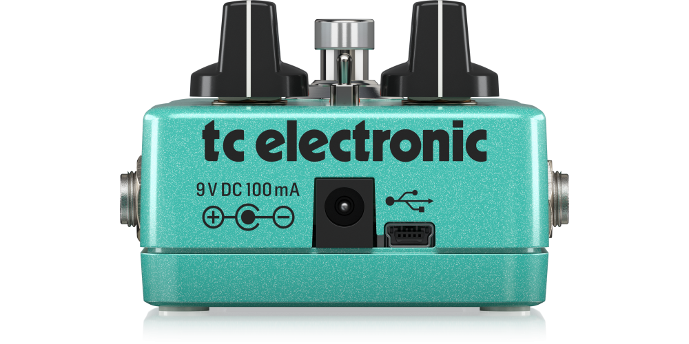 HyperGravity Compressor pedal efectos tc electronic