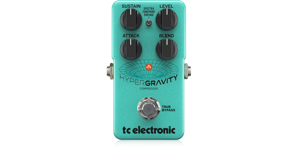 HyperGravity Compressor tc electronic pedal efectos
