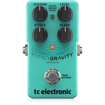 TC Electronic HyperGravity Compressor -
