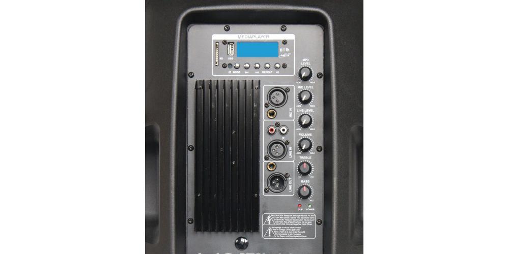 Vexus AP1200ABT Altavoz Activo 12
