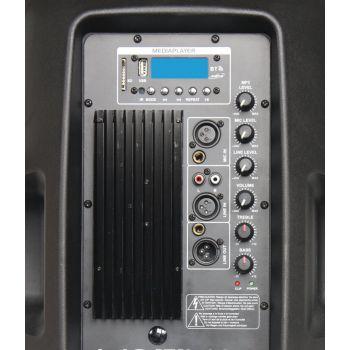 Vonyx AP1200ABT Altavoz Activo 12