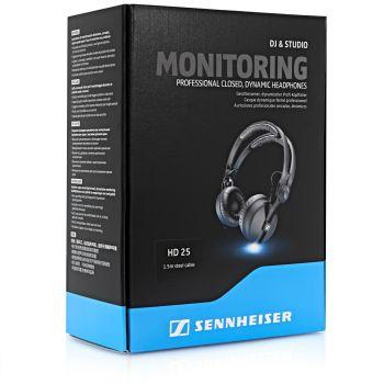 Sennheiser HD 25 Auricular DJ