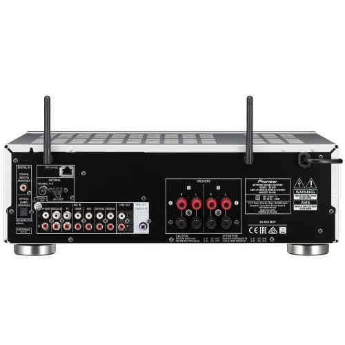 pioneer sxn30 silver receptor unidad red