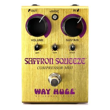 Dunlop Way Huge WHE103 Saffron Squeeze Compressor