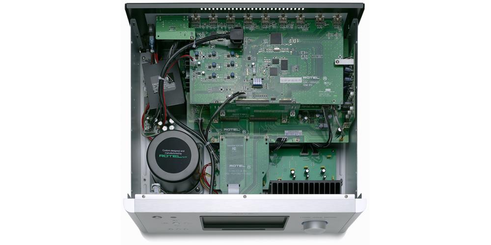 ROTEL RSP-1582 Black Previo Procesador AV RSP1582 Bk