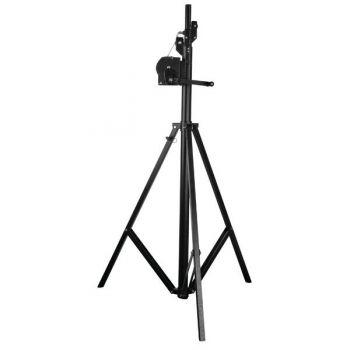Showtec Wind-Up Lightstand 4 m Soporte Iluminación 70145