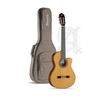 Alhambra 5P-CT-E2 Guitarra Clásica + Funda