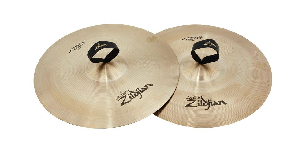 Comprar Zildjian 20 A Symphonic German Tone