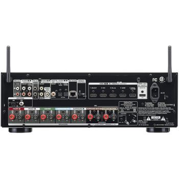 DENON AVR-X1400H Receptor Audio/ Video AVRX1400H