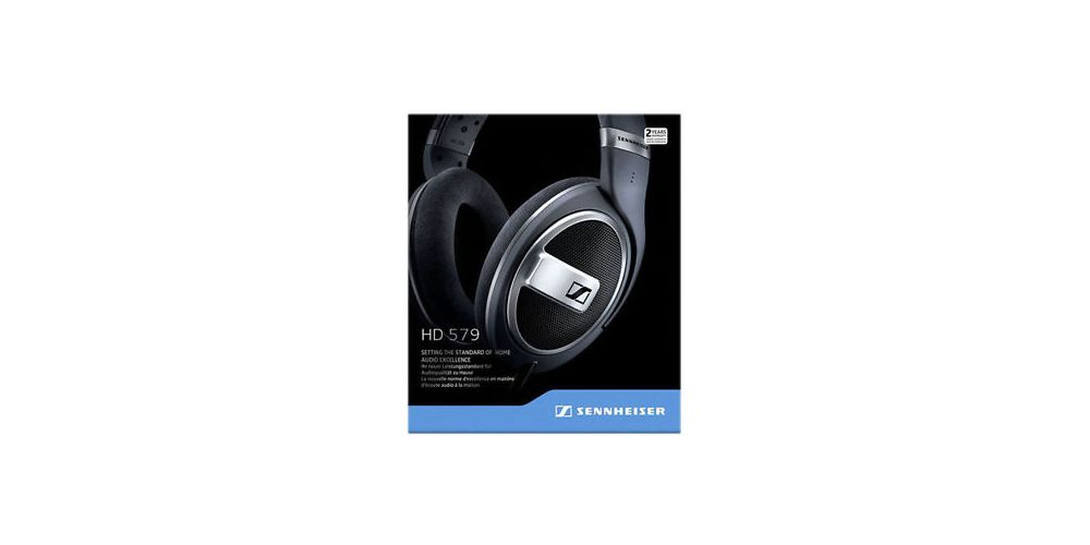sennheiser hd 579 packaging
